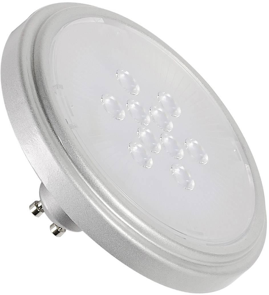 LED žárovka SLV 560702 230 V, GU10, 7.9 W, A+ (A++ - E), 1 ks