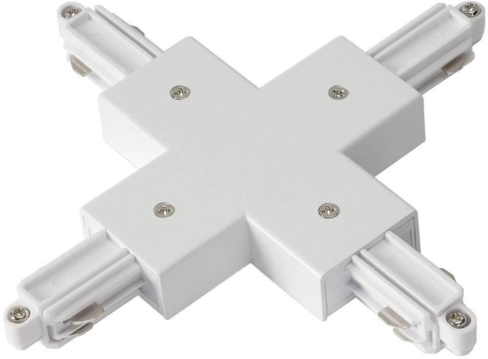 Vysokonapěť. komponent lištových systémů SLV 143161 bílá