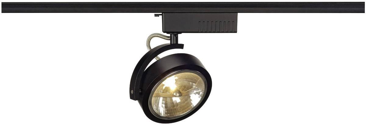 Svítidla do lištových systémů (230 V) - SLV G53, černá matná