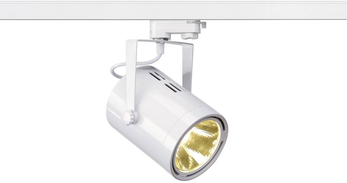 Svítidla do lištových systémů (230 V) SLV 153811, 21 W, bílá