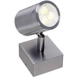 Venkovní stropní LED osvětlení SLV 233310, 4.6 W, nerezová ocel, nerezová ocel