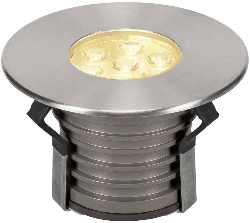 Venkovní vestavné LED osvětlení SLV 233712, 17 W, nerezová ocel