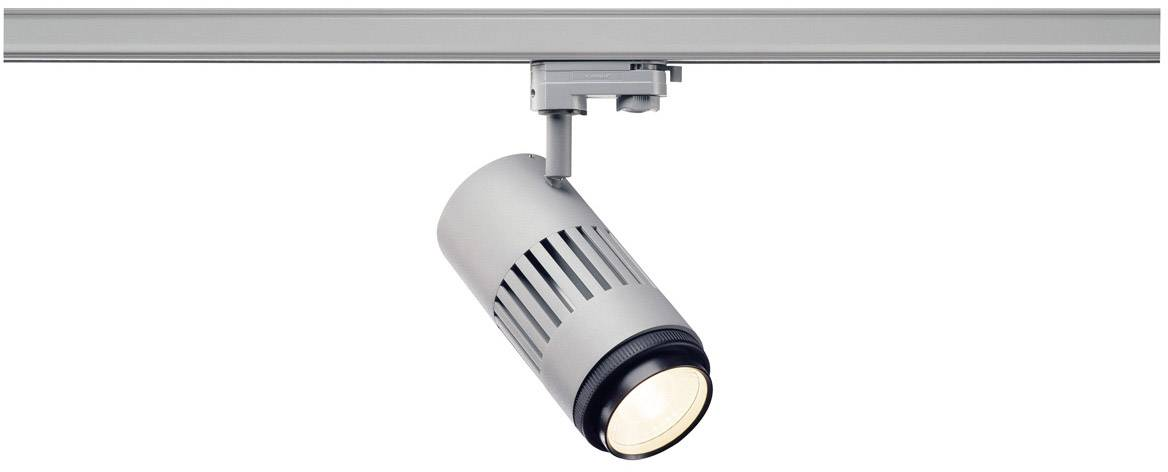 Svítidla do lištových systémů (230 V) SLV 1000658, 35 W, stříbrná