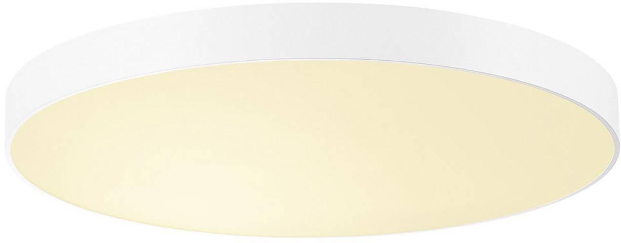 LED stropní svítidlo SLV 135171, 119 W, Vnější Ø 90 cm, bílá, bílá