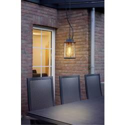 Venkovní závěsné svítidlo LED E27 60 W SLV Photonia 232065 antracitová