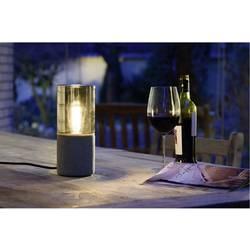Venkovní osvětlení na stůl SLV Lisene-O 231360, LED E27 23 W