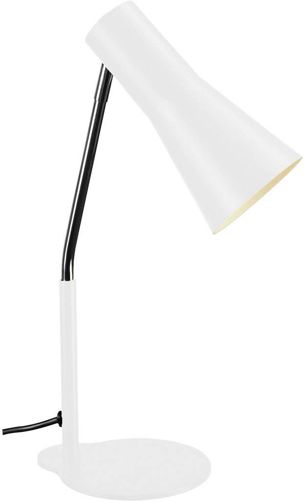 Lampička na stůl halogenová žárovka, LED GU10 35 W SLV Phelia bílá