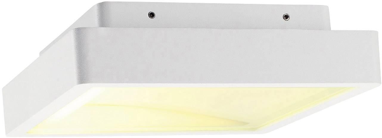 Venkovní stropní LED osvětlení SLV 230881, 5 W, bílá, bílá