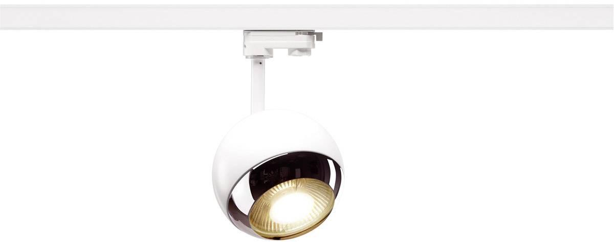 Svítidla do lištových systémů (230 V) GU10 SLV 1000708 bílá, chrom