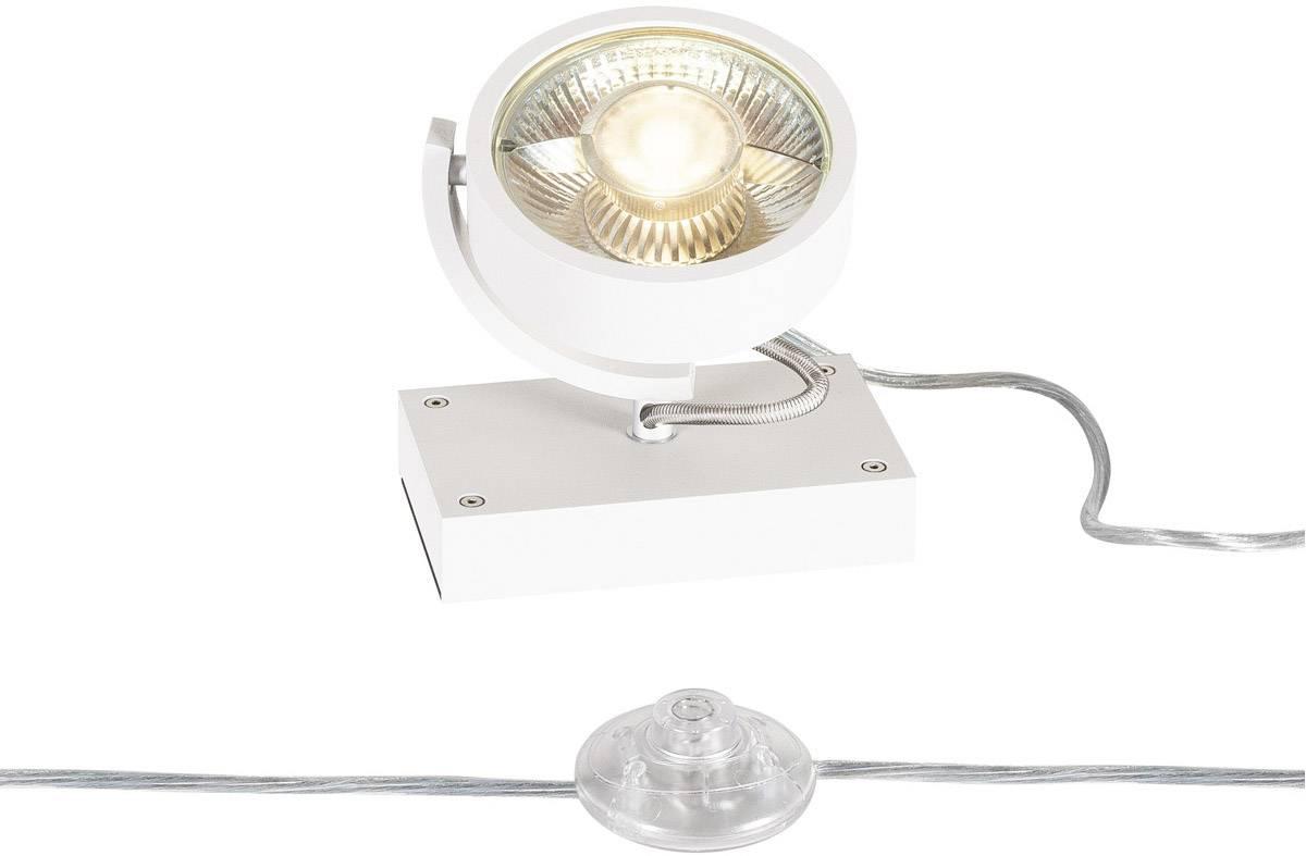 Stojanová lampa GU10 SLV 1000723 bílá