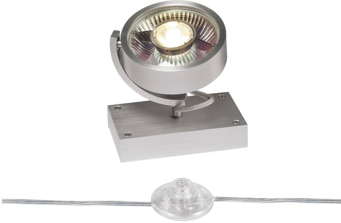 Stojanová lampa GU10 SLV 1000724 hliník (kartáčovaný)