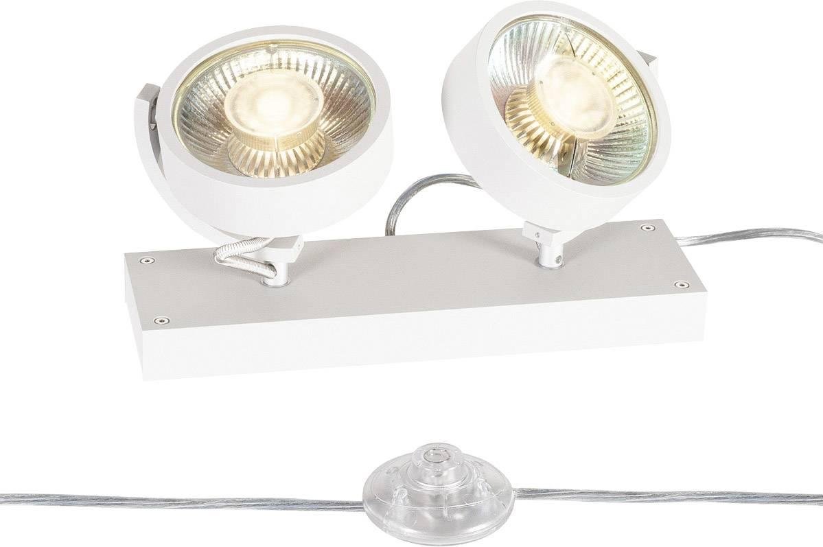 Stojanová lampa GU10 SLV 1000924 bílá
