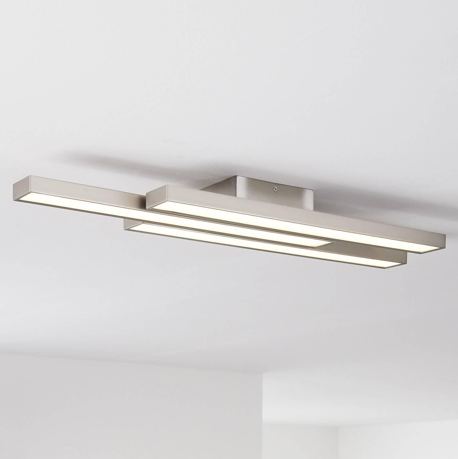 LED stropní a nástěnné svítidlo Brilliant WiZ Sword, pevně vestavěné LED, 42 W, RGBW
