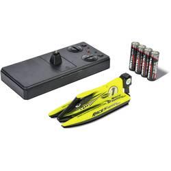 RC model motorového člna pre začiatočníkov Carson Modellsport Race Shark Nano, 148 mm, 100% RTR