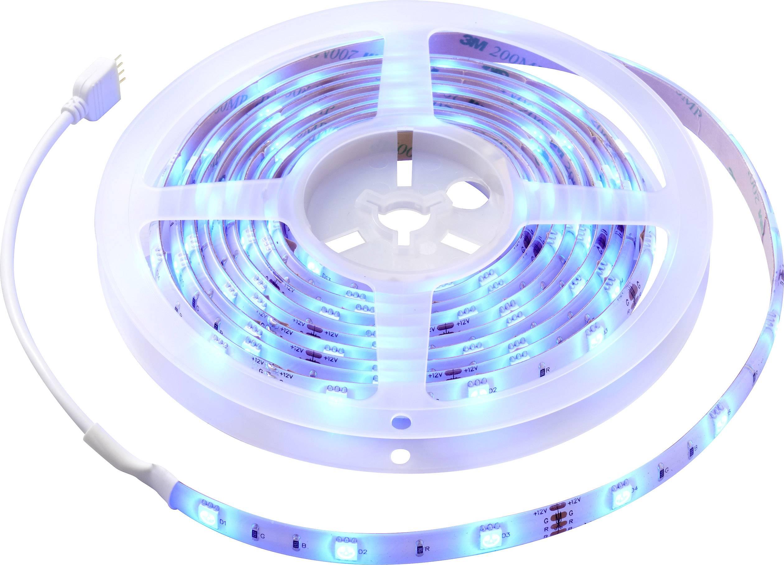 LED pásek Sygonix Sygonix Home SH-WS3, 17 W, RGB