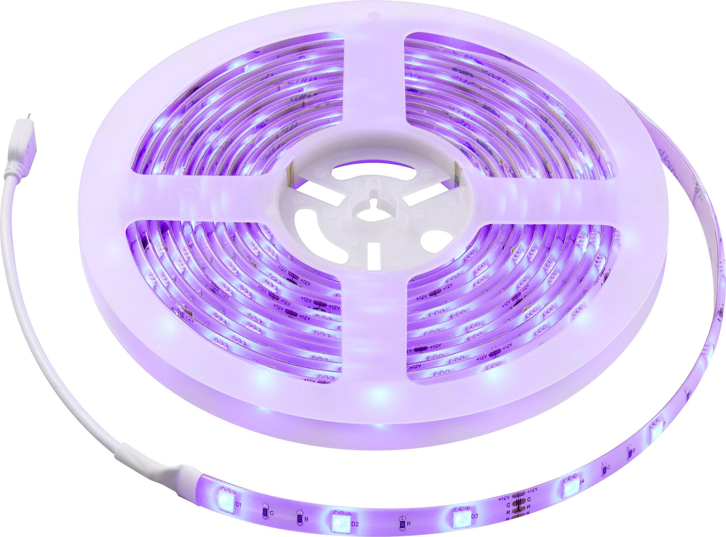 LED pásek Sygonix Sygonix Home SH-WS5, 23 W, RGB