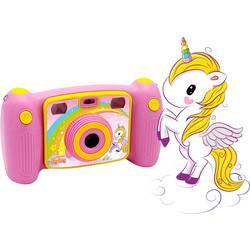 Digitálny fotoaparát Easypix Kiddypix Mystery, 5 MPix, ružová