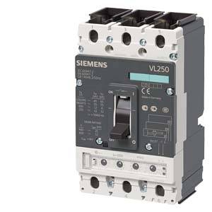Výkonový vypínač Siemens 3VL3110-2PE300AA0 1 ks