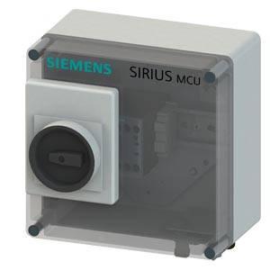 Přímý startér Siemens 3RK4340-3LR51-0BA0 Výkon motoru při 400 V 2.2 kW 440 V Jmenovitý proud 6.3 A