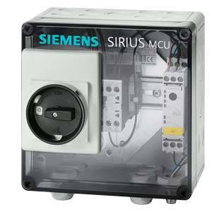Reverzní startér Siemens 3RK4320-3BR51-1BA0 Výkon motoru při 400 V 0.18 kW 440 V Jmenovitý proud 0.8 A