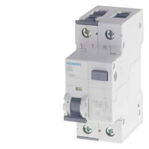 Elektrický jistič Siemens 5SU13561KK13, 13 A, 0.03 A, 230 V
