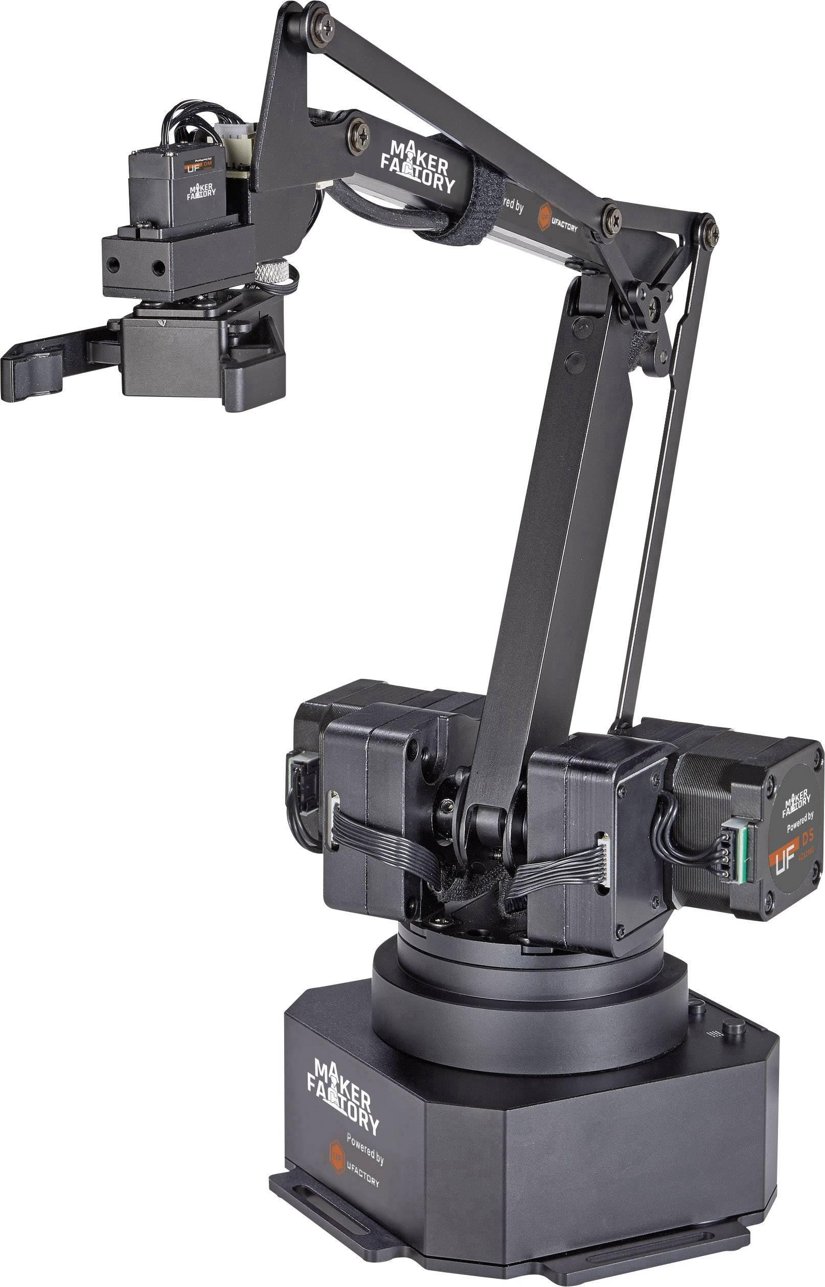 Sada robotické ruky MAKERFACTORY hotový výrobek