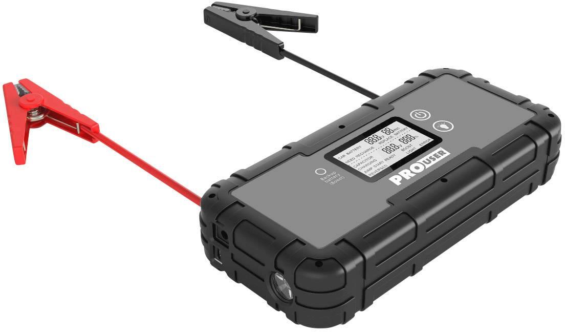 Systém pro rychlé startování auta ProUser Kondensator Jump 800 A 16642