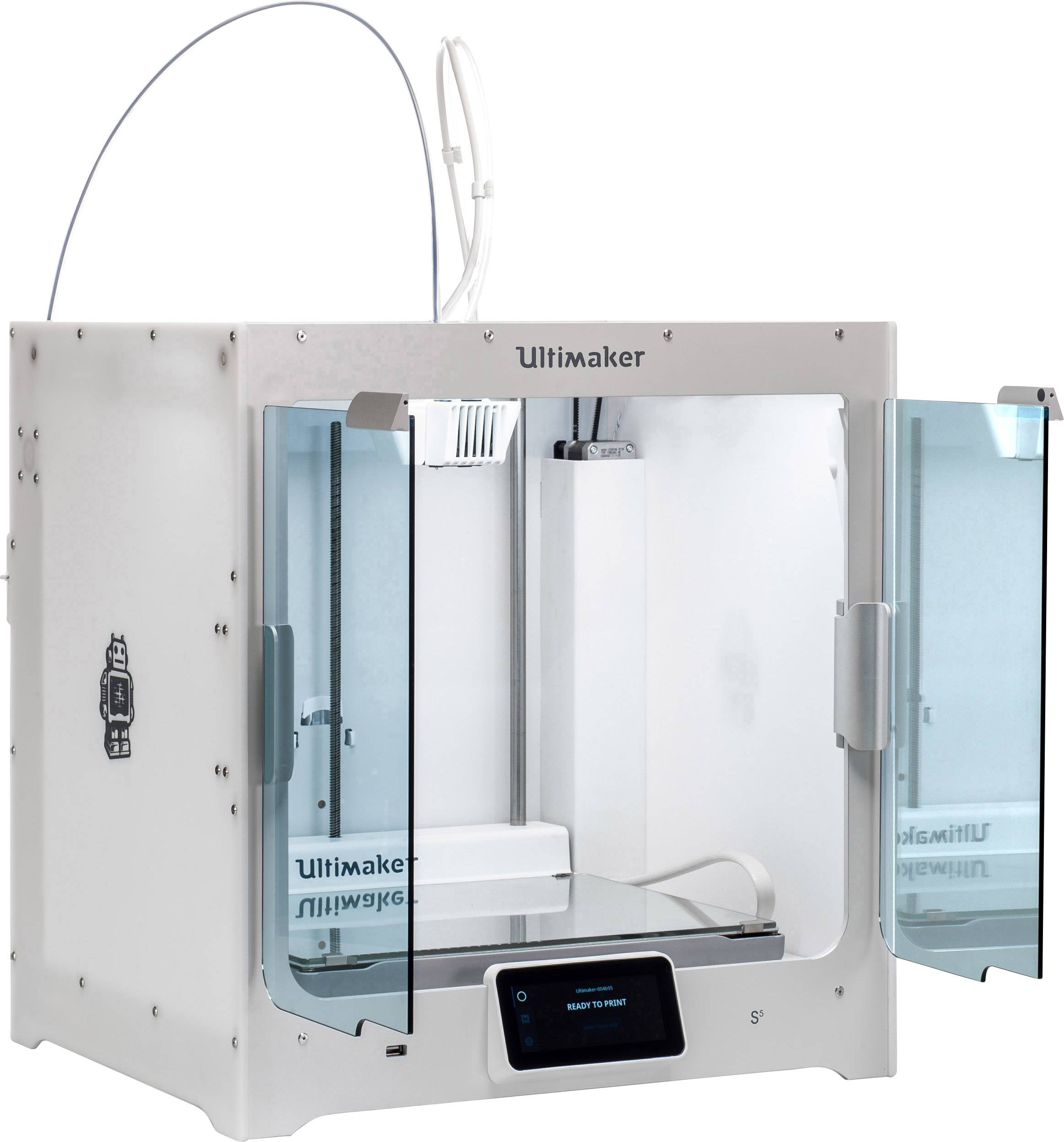 3D tiskárna Ultimaker S5 systém dvojitých trysek (duální extrudér)