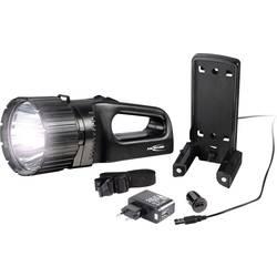 Ručné akumulátorové svietidlo (baterka) Ansmann 1600-0237, N/A, čierna