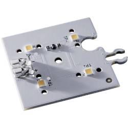 Plochá LED Lumitronix 31851 (d x š x v) 40 x 40 x 4.64 mm, teplá bílá