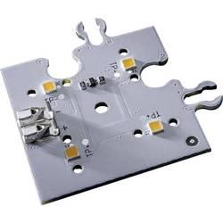 Plochá LED Lumitronix 31847 (d x š x v) 40 x 40 x 4.64 mm, teplá bílá