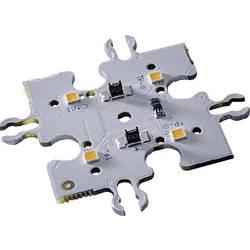 Plochá LED Lumitronix 31850 (d x š x v) 40 x 40 x 4.64 mm, teplá bílá