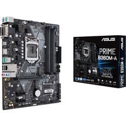 Základní deska Asus PRIME B360M-A Socket Intel® 1151v2 Tvarový faktor Micro-ATX Čipová sada základní desky Intel® B360