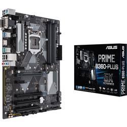 Základní deska Asus PRIME B360-PLUS Socket Intel® 1151v2 Tvarový faktor ATX Čipová sada základní desky Intel® B360