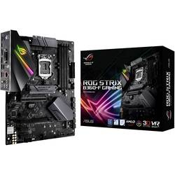 Základní deska Asus ROG STRIX B360-F GAMING Socket Intel® 1151v2 Tvarový faktor ATX Čipová sada základní desky Intel® B360