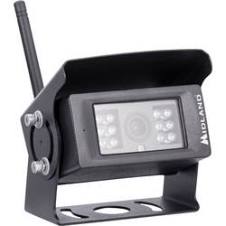 Bezdrátová couvací kamera Midland Truck Guardian černá