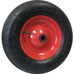 Dörner + helmer 740202 Nafukovací kolečko s ocelovými ráfky 400 x 100 mm
