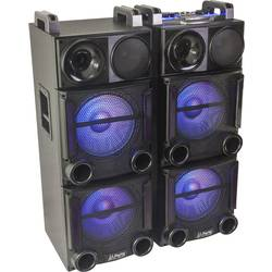 Párty reproduktor 30 cm (12 palec) Party BOX412 1200 W 1 pár