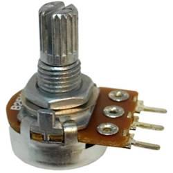 Otočný potenciometr Mono Alpha RV16AF20KB100KM RV16AF-20-15K-B100K, 200 mW, 100 KΩ, 1 ks