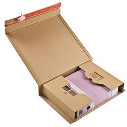Colompac zasílací krabice CP020.17 Vlnitá lepenka DIN B4 hnědá