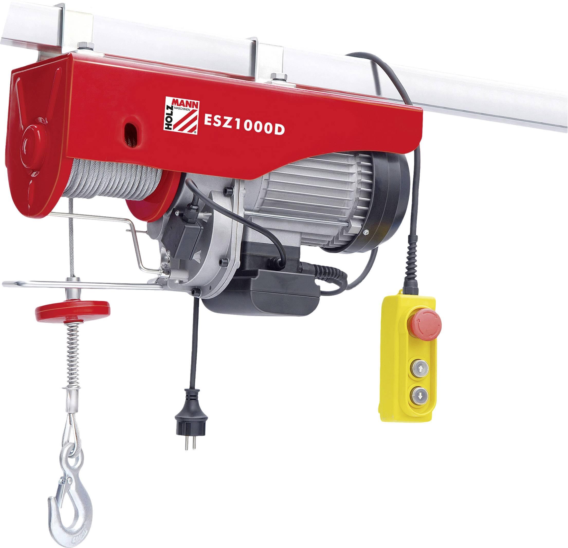 Holzmann Maschinen ESZ1000D_230V/, zdvih /