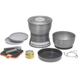 Kempingový varič Esbit Spirit cookset CS2350WN, hliník