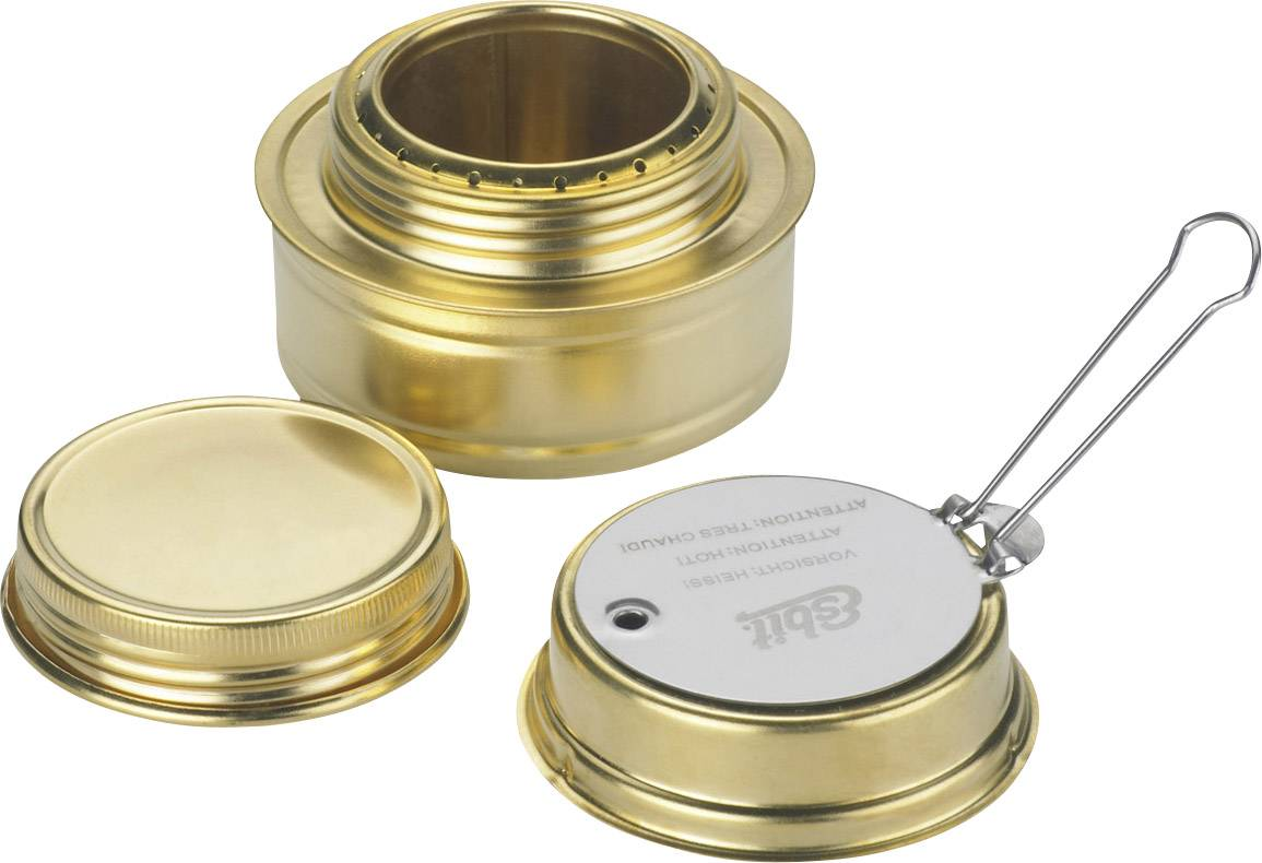 Kempingový vařič Esbit AB300BR, mosaz