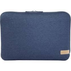 """Hama obal na notebooky JERSEY s max.velikostí: 43,9 cm (17,3"""") modrá"""