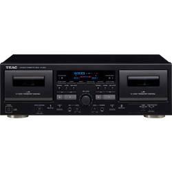 Kazetový TEAC W-1200 černá