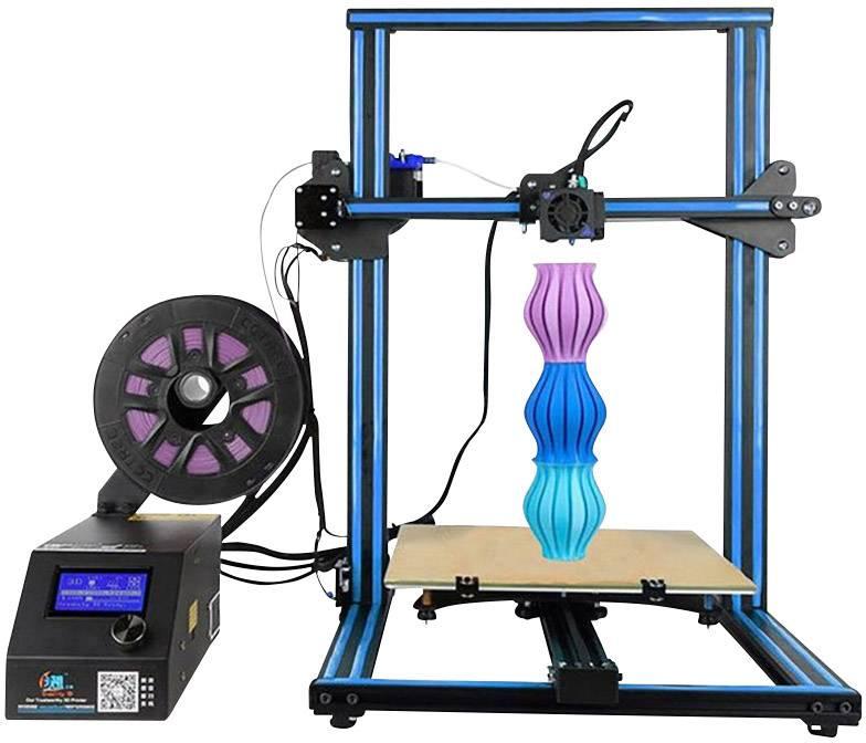 3D tiskárna Creality CR-10S 300 včetně náplně