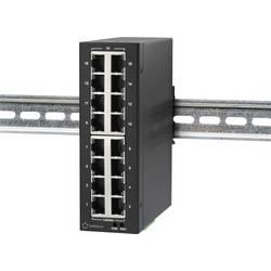 Průmyslový ethernetový switch Renkforce, GH-8000, 16 portů, 10 / 100 / 1000 Mbit/s