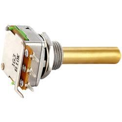 Otočný potenciometr Mono Alpha APM6A1MM 63250-01600/A1M, 0.05 W, 1 MΩ, 1 ks