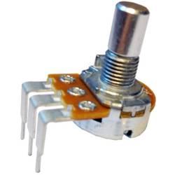 Otočný potenciometr Mono Alpha RV16AF41B10KM RV16AF-41-15R1-B10K, 0.2 W, 10 KΩ, 1 ks