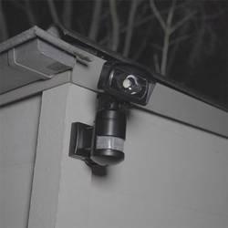 Venkovní LED reflektor s PIR detektorem Smartwares FSL-80114, 16 W, černá